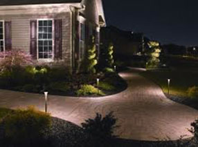Want to light your landscape? Call Us!